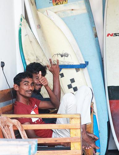 Surf Board Verleih